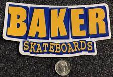 Baker Skateboards Sticker Deathwish DGK Thrasher Element Shake Junt Primitive FA