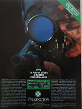 3/1986 pub pilkington electro optical night vision sa80 rifle British army ad