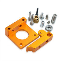MK8 Extruder Rechts Aluminium Halterung für 3D-Drucker RepRap Makerbot  DIY KIT