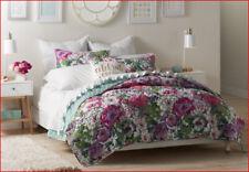 Lauren Conrad Watercolor Garden Cloud Reversible Quilt & Shams Set - Floral