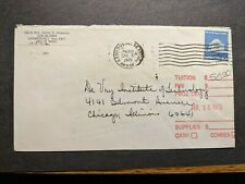 APO 96331 MAKIMINATO OKINAWA, JAPAN 1975 Army Cover USAMEDDACJ w/ receipt