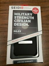 Seidio Dilex Case (with Kickstand) BLACK - for iPhone X or iPhone XS - NEW!!!!
