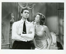 TYRONE POWER GENE TIERNEY THAT WONDERFUL URGE 1948 VINTAGE PHOTO ORIGINAL