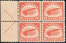 U.S. C1 VF NH Left Arrow Blk/4 (52919)