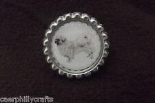 Tibetan Spaniel Dog Show Ring Clip by Curiosity Crafts