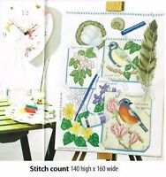SPRING TO LIFE     -     CROSS STITCH PATTERN    A5L3S