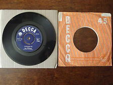 "THE TORNADOS - GLOBETROTTER - 7"" 45rpm SINGLE (1962)"