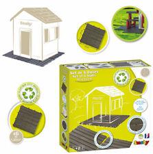 Smoby Bodenplatten-Set mit Klicksystem 6 Stück für Spielhäuser