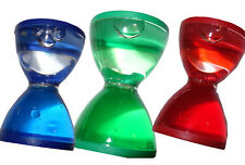 3er Set Liqiud Timer in drei Farben Sensory Liquid Set Wasserspiel