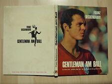 Franz Beckenbauer, Gentleman am Ball. Komar Vlg., Rosenheim 1968
