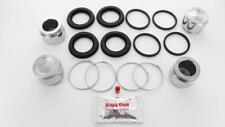 FRONT Brake Caliper Repair Kit +Pistons for LEXUS GS 450 h 2006-2011 (BRKP237S)