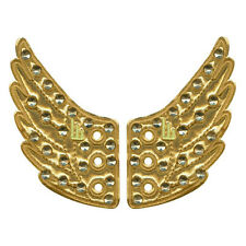SHWINGS Gold Foil Copper Nail wings for shoes official designer NEW 10410