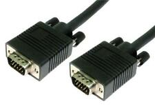 7m VGA Monitor Cable Male to Male Connection - Connect Laptop PC to TV A2006