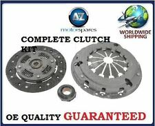 FOR CHRYSLER YPSILON 1.2i   2011-> NEW 3 PIECE COMPLETE CLUTCH KIT