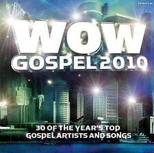 NEW WOW Gospel 2010 (Audio CD)