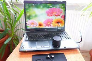 Acer Travelmate 7530 l 17 Zoll HDP l 640GB I AMD x2ULTRA DUAL CORE I HDMI I DVDR