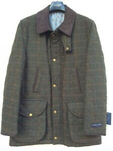 Men's Gurteen Tweed Country Coat - M & L sizes Available