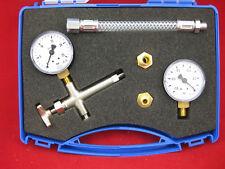 Pump Test Kit + Hose Oil-Fired Burner Oil Pump Pumpenkoffer Pump Danfoss