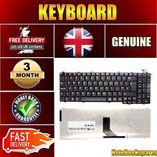 New IBM LENOVO IDEAPAD G550 2958-ACU 25-008409 Black Notebook Keyboard UK QWERTY