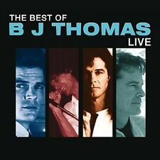 B.J. Thomas, Bj Thomas - Best of Live [New CD] UK - Import