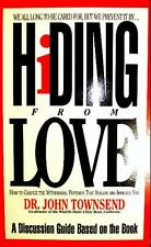 Hiding from Love: How to Change the Withdrawal Pat