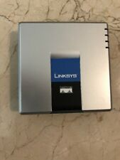 Cisco Linksys SPA2102 Phone Adapter With Router VOIP Sold AS-IS