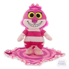 Disney Parks Disney's Babies Cheshire Cat Baby Doll Plush and Blanket Alice