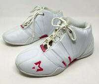 Starbury by Stephon Marbury Mens Sneaker Size 7.5 White / Pink RARE COLOR