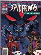 Spider-Man Magazine - The TV Series (German) # 13-Panini 1996-Top