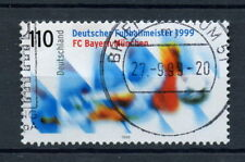 Germany 1999 SG#2923 Football Championship Used #A28712