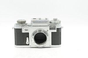 Contax IIIa Rangefinder Camera Body 2nd Color Dial #545