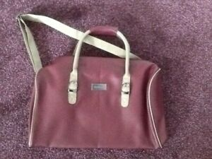 BN Beautiful Antler Travel Holdall with Shoulder Strap
