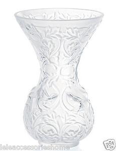 Vaso Arabesque - Vase Lalique