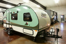 2016 Forest River R-Pod RP-180 Ultra Lite Used Travel Trailer Sale Cheap