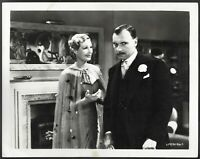 Ralph Richardson 1930s Original Promo Photo Binnie Barnes Divorce of Lady X