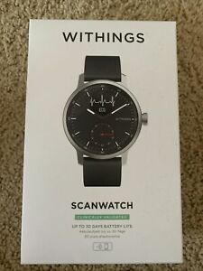 WITHINGS SCANWATCH 42mm Clinically Validated SmartWatch