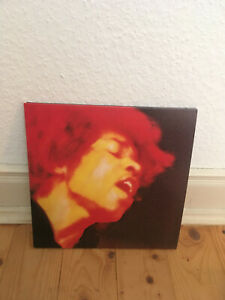 Jimi Hendrix Electric Ladyland I Very Good Shape I With Booklet
