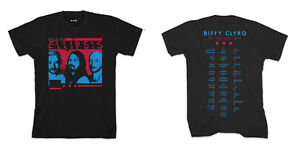 Biffy Clyro The Ellipsis Tour 2017 T-Shirt Tshirt NEW WITHOUT TAGS SZ Medium