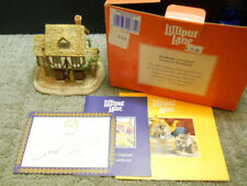 Lilliput Lane Grandma Batty's Tea Room English Tea Room Collect. Nib Deeds #774