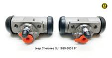 "Jeep Cherokee XJ 2 x Rear Brake Wheel Cylinder 9""  1990-2001"