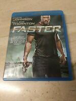 Faster Blu-ray Dwayne The Rock Johnson , Billy Bob Thornton