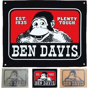 Ben Davis Fabric Banners Flag 29″ x 22″ Cotton Classic Banner