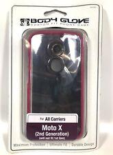 Body Glove Prizm Case for Motorola Moto X (2nd Gen - Clear/Pink