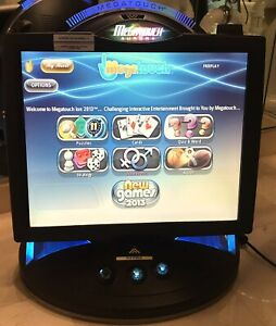 Megatouch Aurora Game Machine 2013