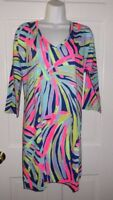 e48547495922 NWT LILLY PULITZER INDIGO SEA DREAMIN CORI DRESS