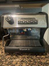 New ListingLa Spaziale S1 Vivaldi Ii commercial coffee machine-Black