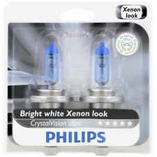 Philips High Beam and Low Beam Light Bulb for Honda Odyssey Fit Element hh