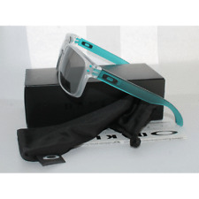 Oakley Holbrook oo9102-H6 Crystal Clear, Prizm Black RRP £150 Now £80 NEW