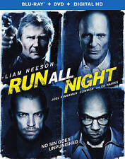 RUN ALL NIGHT    BRAND NEW BLU RAY  FREE 1ST CLS S&H