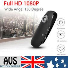 HD 1080P Mini Dash Cam Camcorder Body Motorcycle Bike Motion Action Camera AUS